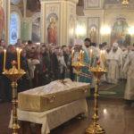 6 января на 93-м году жизни отошел ко Господу протоиерей Александр Соколов