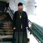 Посещение архимандритом Александром