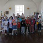 Паломническая поездка детей из Православных гимназий