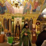Крестный ход в честь памяти Сергия Радонежского