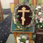 Понедельник (27 сентября) Всемирное Воздвижение Честного и Животворящего Креста Господня.