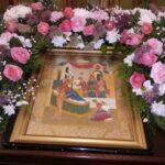 Вторник (21 сентября). Рождество Пресвятой Владычицы нашей Богородицы и Приснодевы Марии
