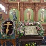 Воскресенье (3 октября) Неделя 15-я по Пятидесятнице, по Воздвижении. Попразднство Воздвижения Креста. Вмч. Евстафия и иже с ним.