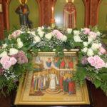 Четверг (14 октября) Покров Пресвятой Владычицы нашей Богородицы и Приснодевы Марии. Служба бденная. Престольный праздник